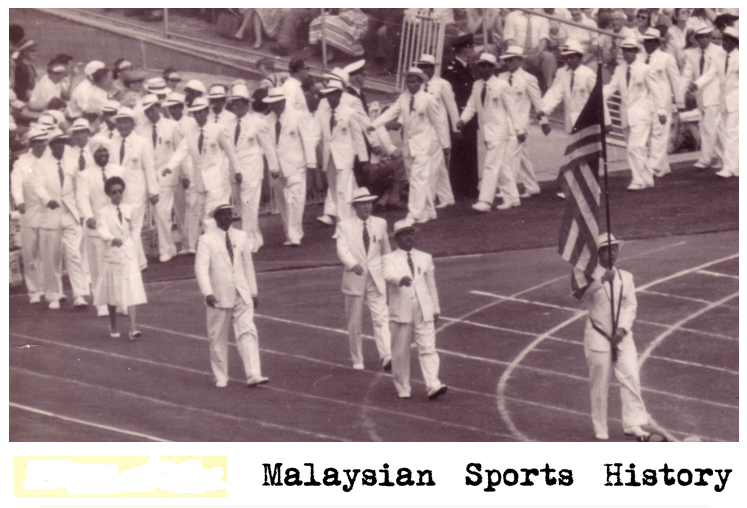 Story of the Malaysian Sports History...