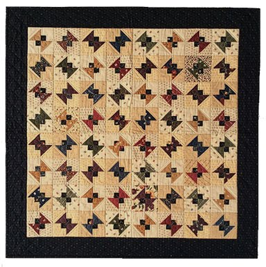 Buzzz Charm Quilt
