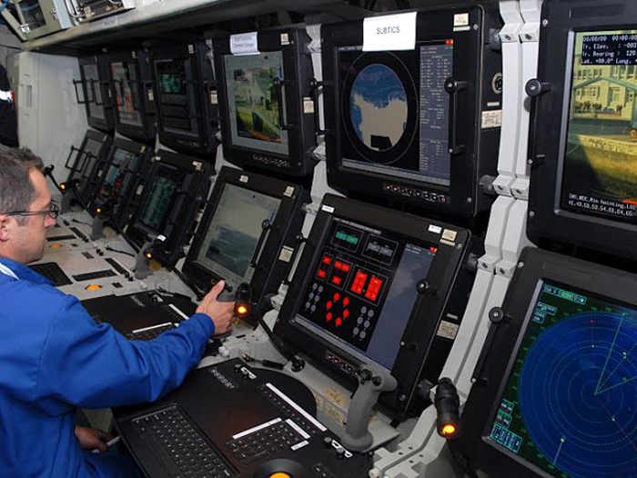 Sistem tempur kapal selam DCNS