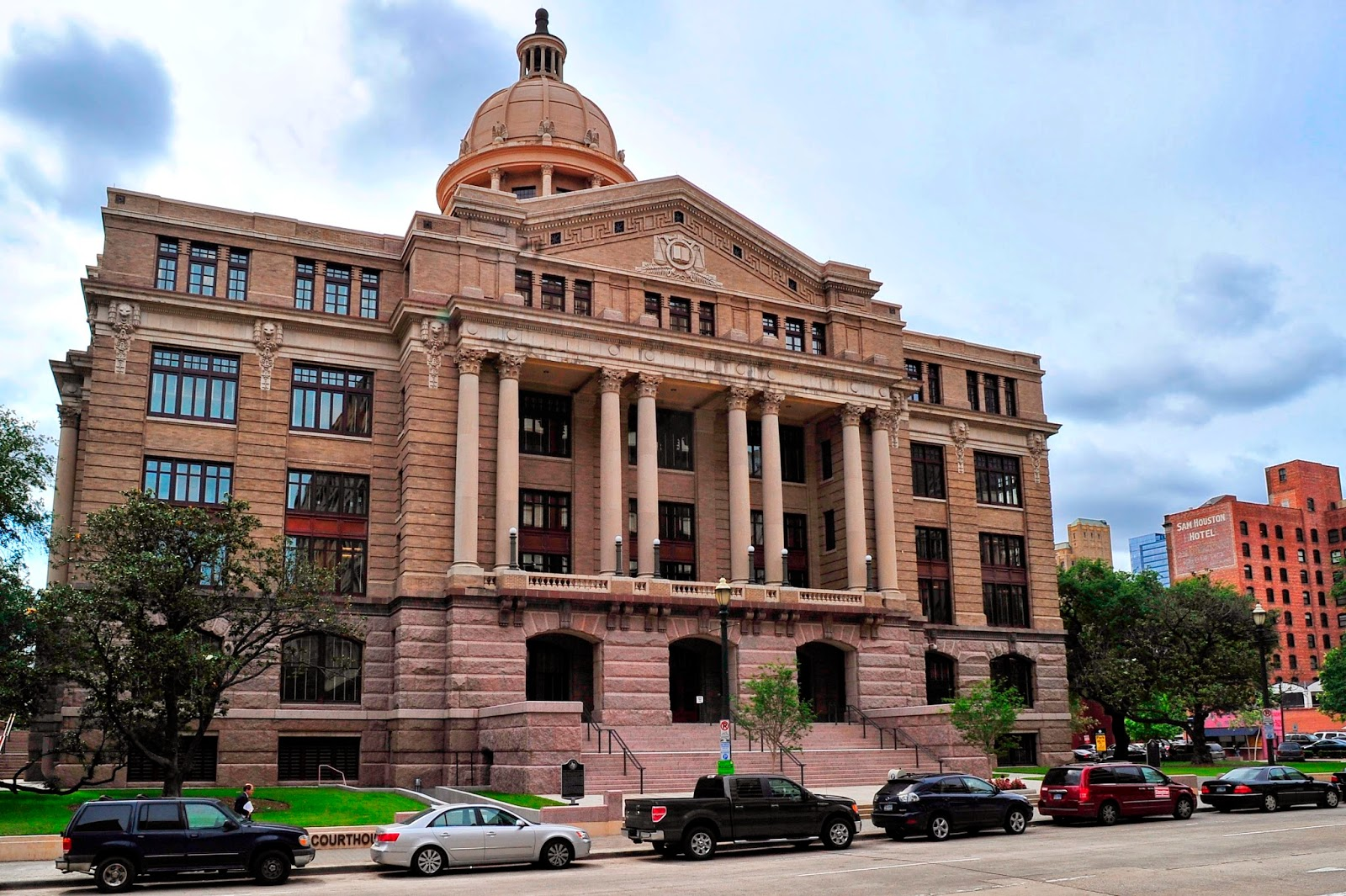 Texas Courthouse Trails Beaux Arts Architecture In Texas
