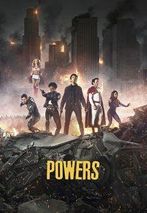 Sức Mạnh Tối Thượng 2 - Powers Season 2