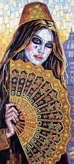 Compendio Rostros Mujeres Cuadros