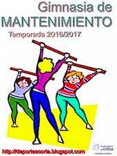 GIMNASIA MANTENIMIENTO