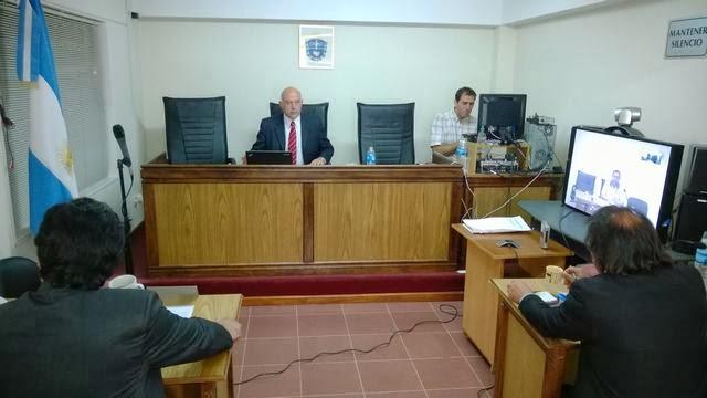 Oficina judicial sarmiento debate oral en la oficina judicial for Oficina judicial