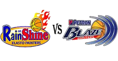 Watch Rain or Shine Elasto Painters vs Petron Blaze Boosters