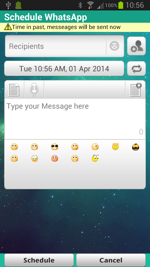 invio messaggi automatici whatsapp