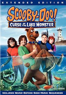 Scooby-Doo et le Monstre du lac  poster