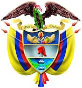 De acuerdo con la Ley 12 de 1984 el escudo de Colombia se representa como la . escudo de colombia duque