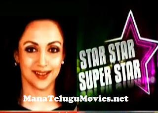 Hema Malini in Star Star Super Star Show