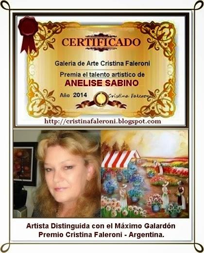 Anelise Sabino