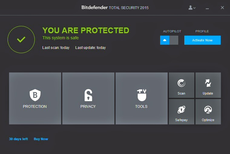 Download Bitdefender Total Security 2015 Final - Free Download | Free Download