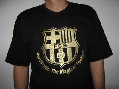 Kaos Bola Barcelona