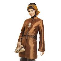 Baju Muslim Modern 2012