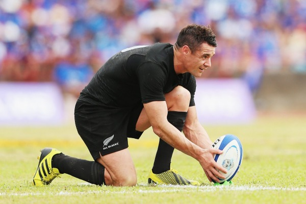 Image result for dan carter all blacks