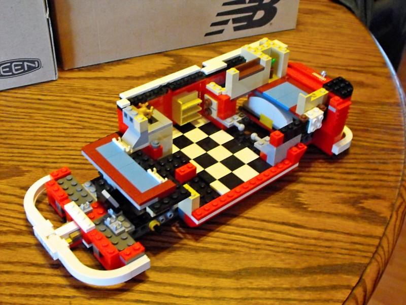 lego volkswagen camper van instructions