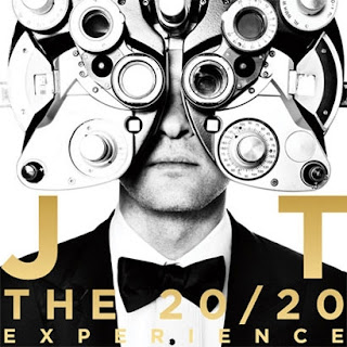 Justin Timberlake Sold Almost A Million Copies of Sophomore Album