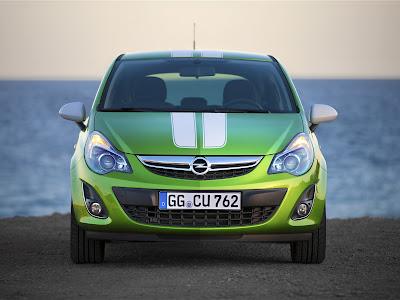 2011 Opel Corsa Wallpaper