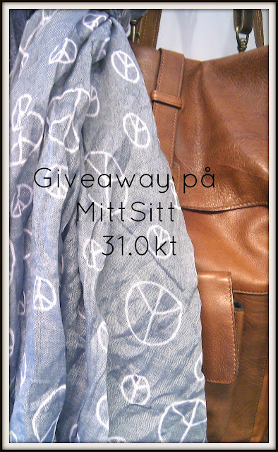 Flott Give Away hos MittSitt