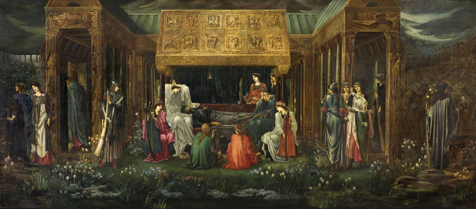 sir thomas malorys le marte darthur and the myth of holy grail truth within a myth