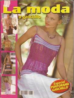 R26 La Moda en Ganchillo No. 12