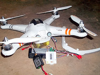 united-states-spying-drone-nearly Killed-Ibadan residents.