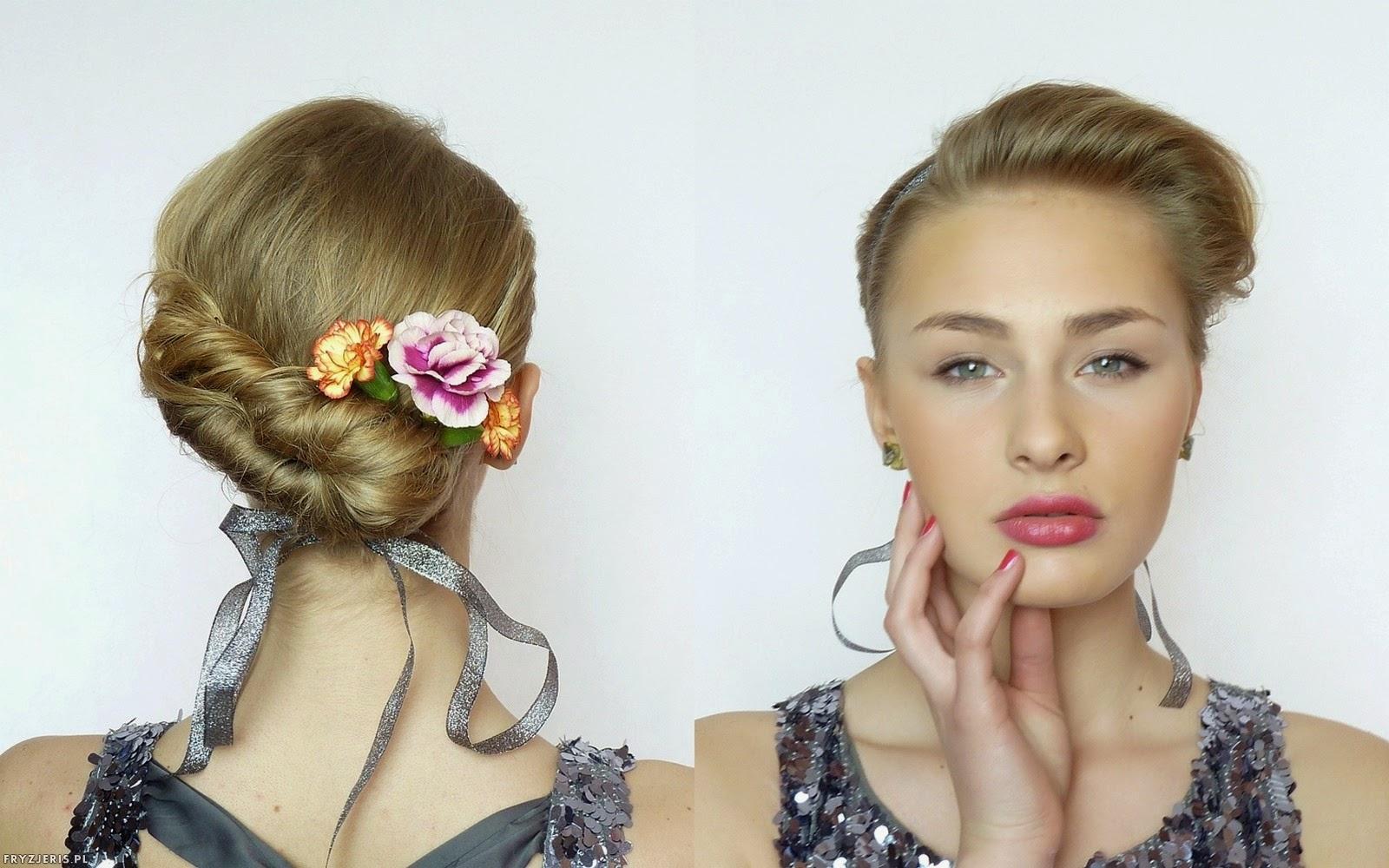 Daria Kozieł - fryzury ślubne