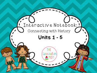 Interactive Notebook, Volume 1, Units 1-5