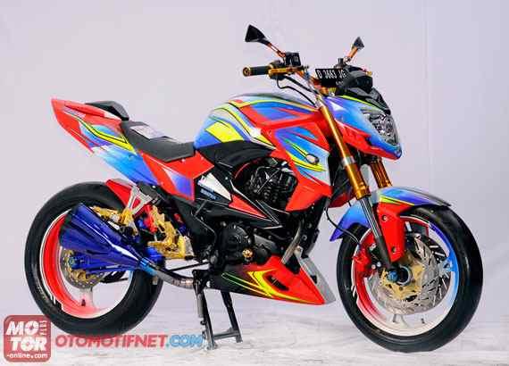 Image Pin Modifikasi Byson Street Figter Yamaha Fighter On Pinterest ...