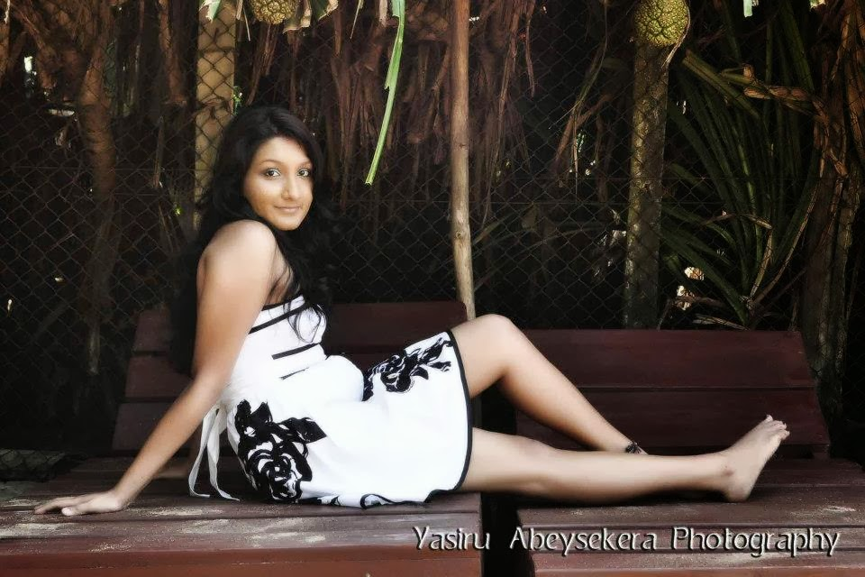 white mini dress madhushani