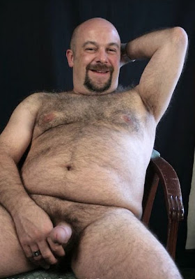 gaydaddy - hairy old man