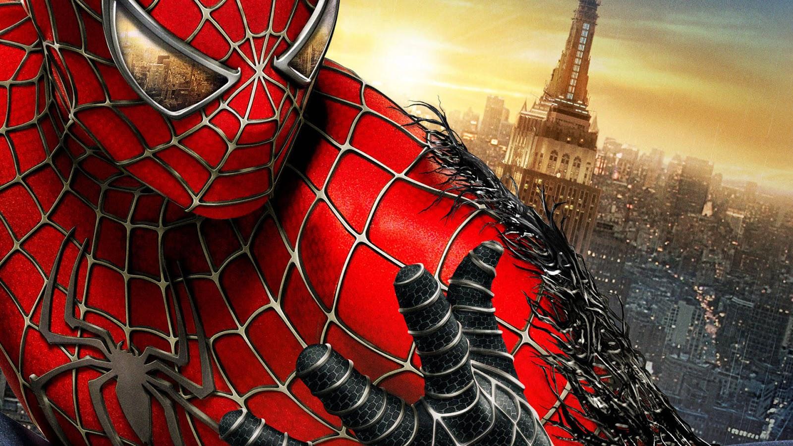 Web Man Spiderman Wallpaper