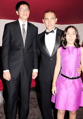 Aamir khan's children