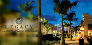 logo Legacy Place Shopping Palm Beach Gardens Florida