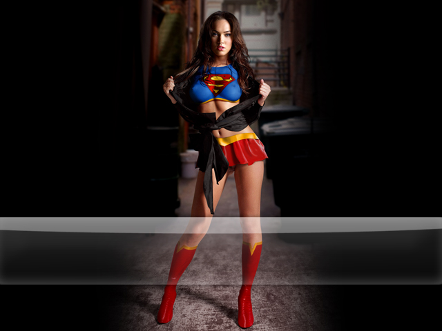 love quotes  megan fox supergirl wallpaper