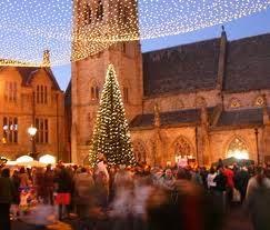 Durham Christmas Market 2014.