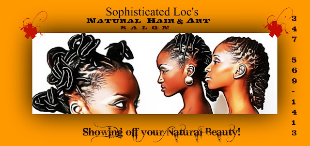 Natural Locs & Loc Extensions By Shaquora R' Bey
