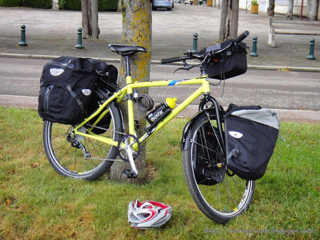 sacoches vélo étanches