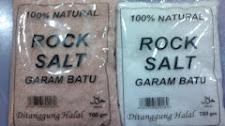 Jualan Pelbagai jenis garam himalaya