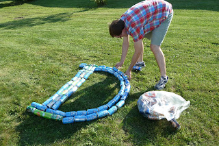 What to do with cans