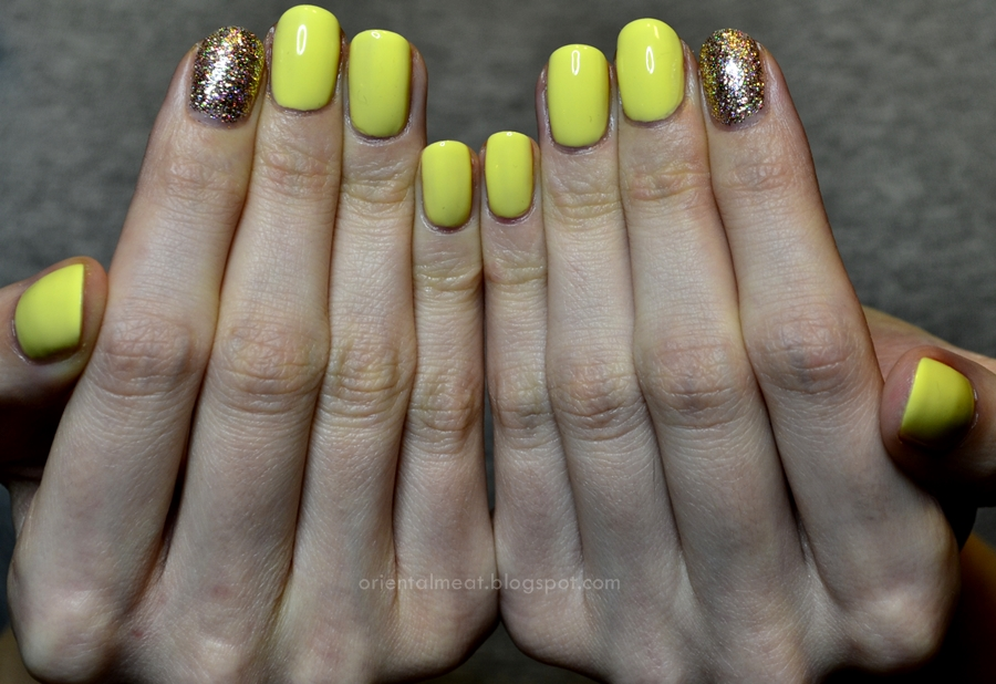 Color Inspiration(yellow me)