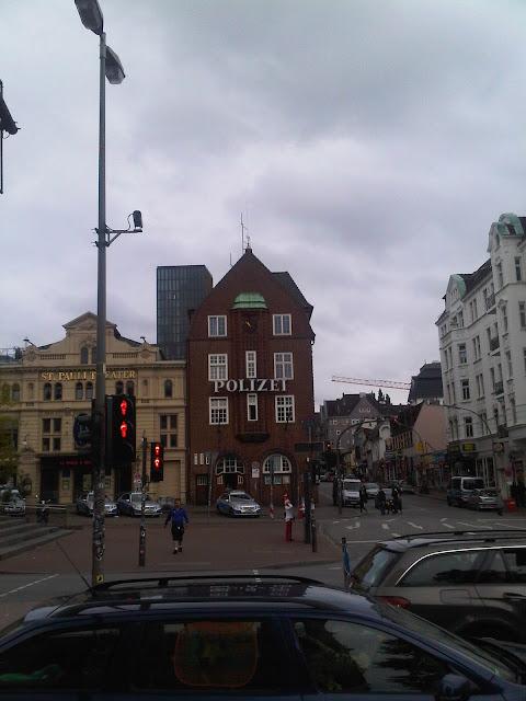 David-Wache, St. Pauli