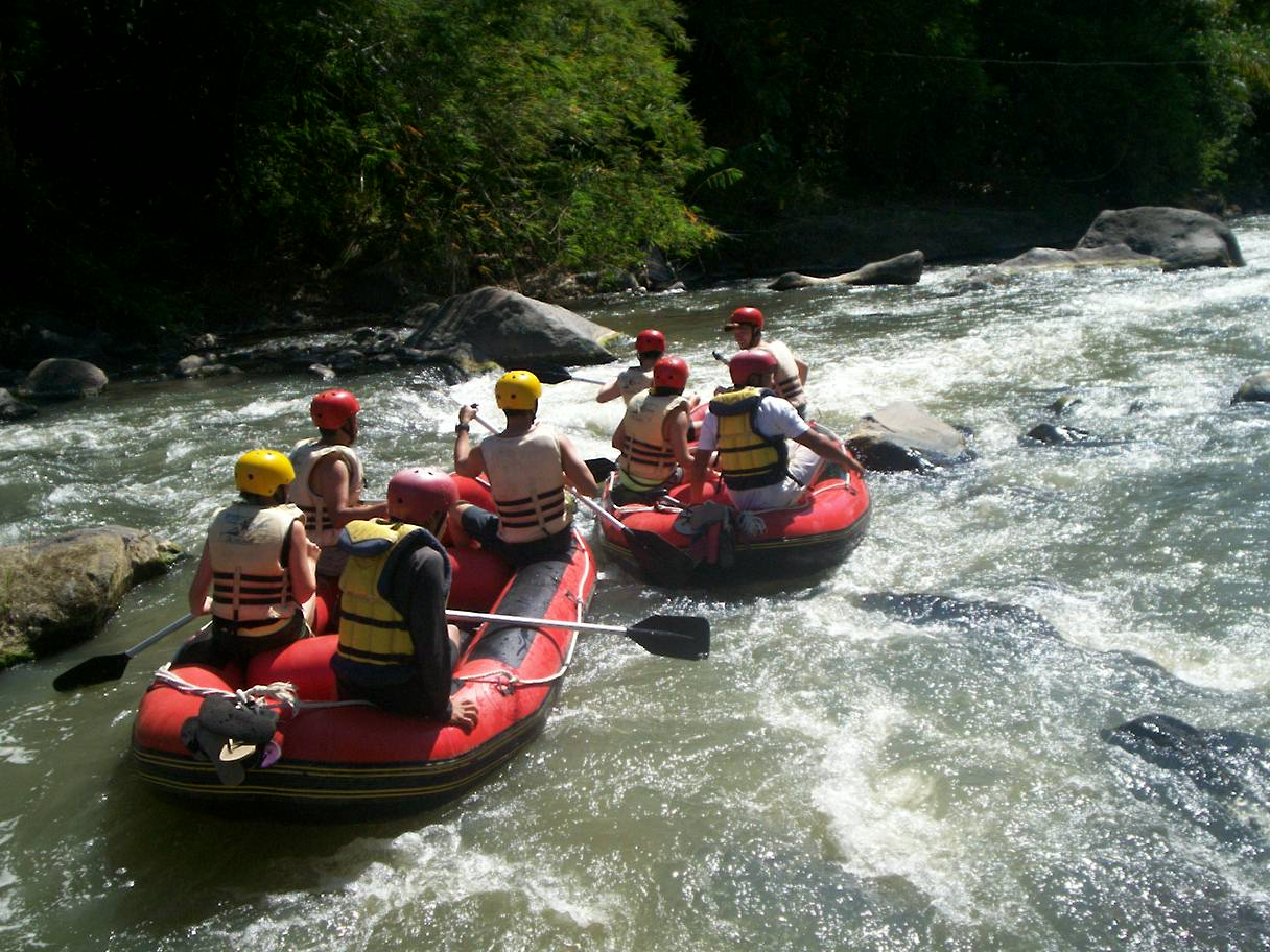 northsulawesi rafting adventure tour