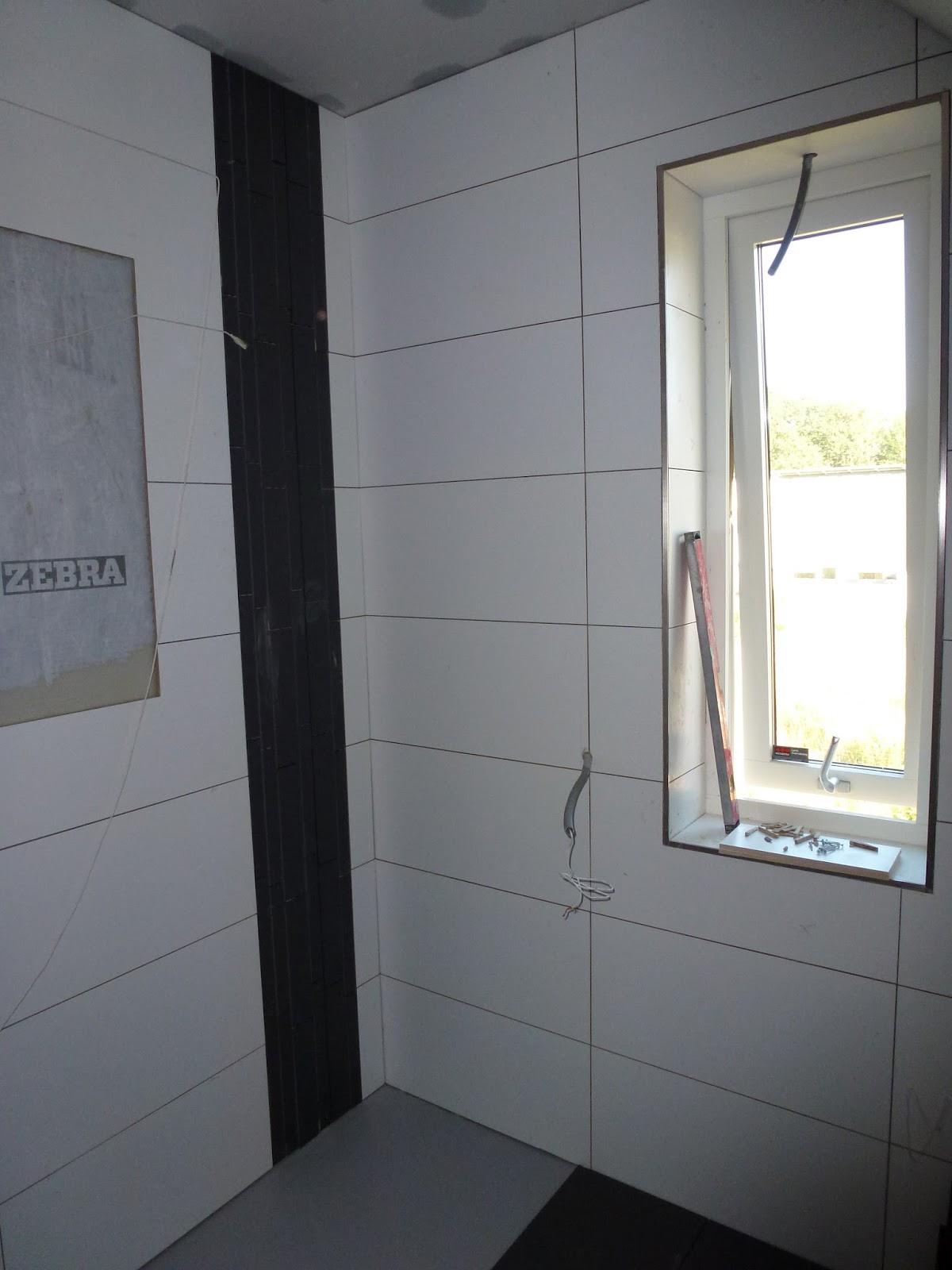 Vi byggar villa kalmar från smålandsvillan = : badrummet uppe.