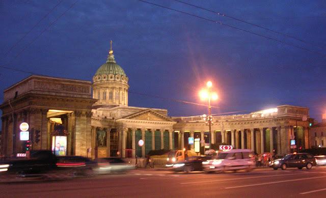 Казанский собор, Невский проспект, Санкт-Петербург
