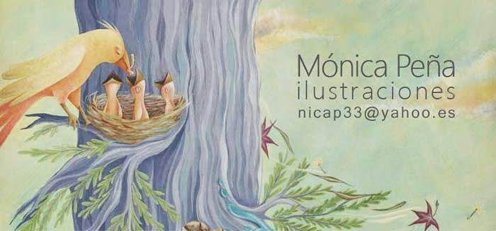 Mónica Peña Herrera - ilustraciones