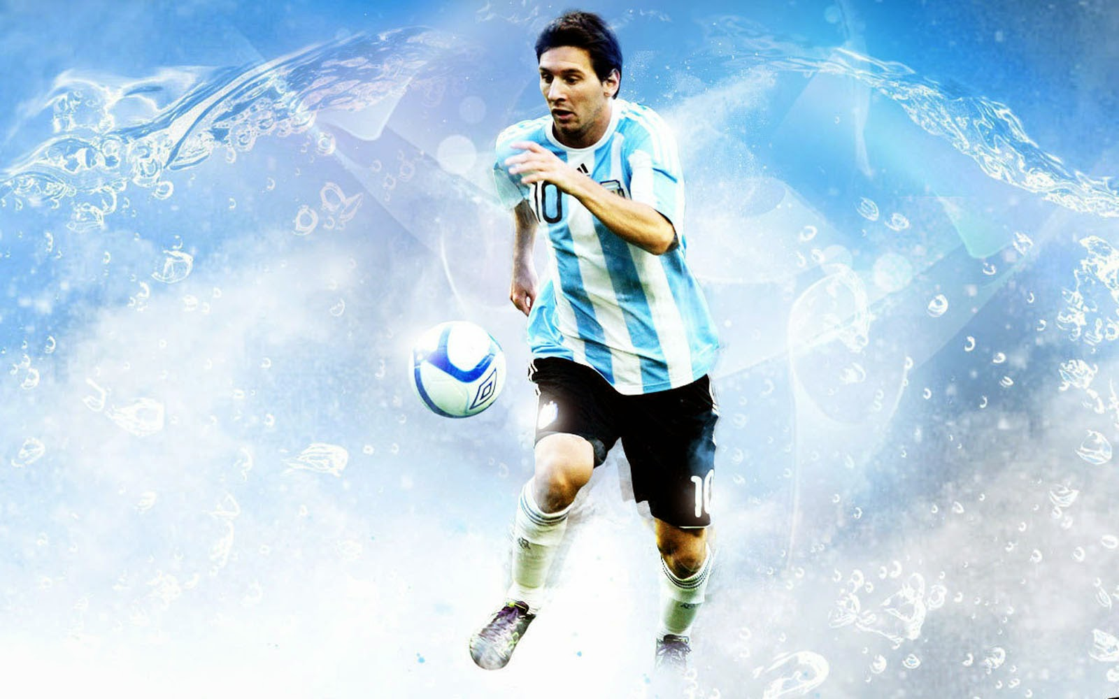 La Pulga Las Vegas >> wallpapers: Lionel Messi Wallpapers