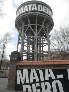 Matadero Madrid (L.Bellido/A.Franco,J.A.García Roldán, Churtichaga+Quadra-Salcedo, BCP et al)