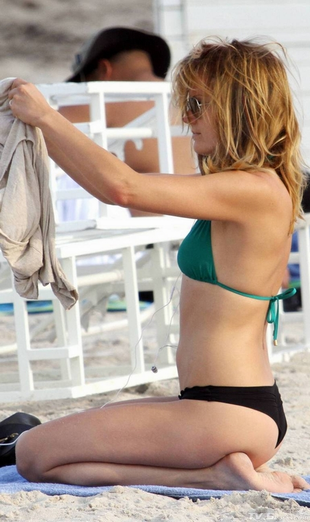 Malin Akerman, Actress,Travel in Miami,Miami Beach