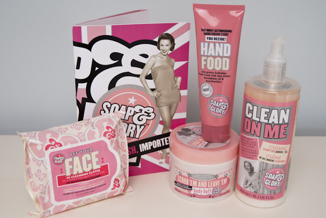 soap and glory hand food scrub em and leave em body buff scrub exfoliator off your face clean on me products
