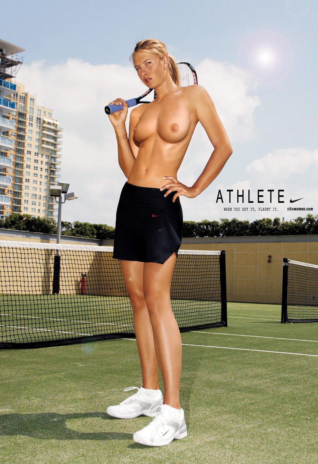 Maria Sharapova Nude Fakes